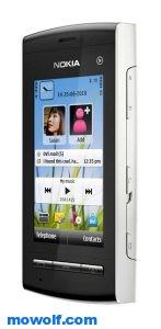 nokia 5250 147x300 Nokia 5250 هاتف اللمس الجديد من نوكيا