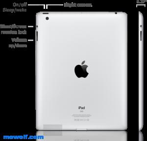 ipad3c 300x289 ابل تطلق ايباد 3 مع الصور والمواصفات والاسعار