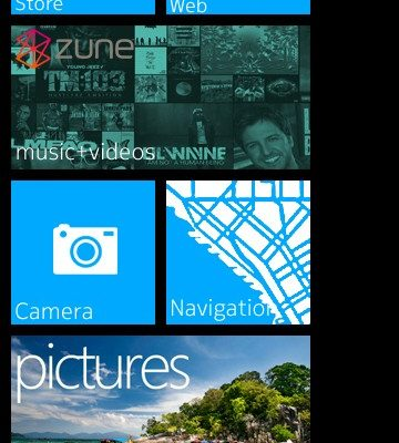 Windows Phone 7 Mango UI Emulator