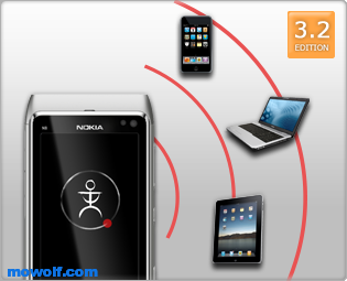 برنامج JoikuSpot لعمل هاتفك محطة واي فاي لاجهزة نوكيا سمبيان 3 ومافوق