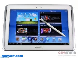 Samsung Galaxy Note 10.1  300x225 مواصفات وصور واسعار سامسونج جالكسي نوت 2 الجديد
