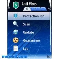 برنامج الحمايه Kaspersky Mobile Security 9.0 لنوكيا 2013