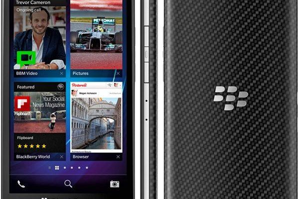 جديد هاتف بلاك بيري Z30