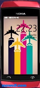 Colorful-Airplanes-full-touch-theme