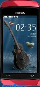 Under-Water-Guitar-full-touch-theme